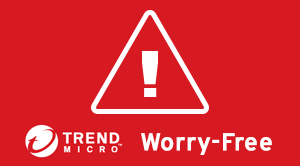 Upgrade Trend Micro Worry-Free